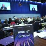 Druhé globální fórum proti genocidě, Jerevan, 23.4.2016